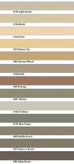 Lowes Grout Chart Grout Color Chart Rcdroneshop Co