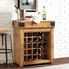 full size of wooden wine bottle shelves wall rack storage units cabinet furniture winning natural oak