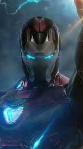Iron Man, Infinity Stones, Avengers ...