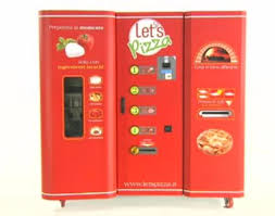 Vending Machines Lubbock Interesting Two New Ways For Americans To Get Chubby Are Coming Pizza Vending