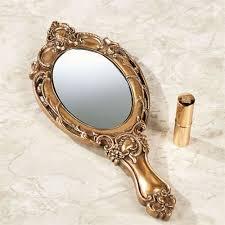 hand mirror. Darling Diora Hand Mirror Gold Hand Mirror R