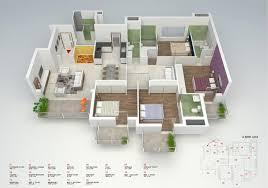 4 bedroom house interior. 50 four u201c4u201d bedroom apartmenthouse plans 4 house interior