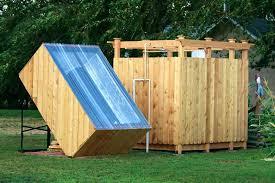 simple outdoor shower ideas outdoor shower plans simple outdoor bridal shower ideas