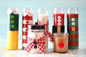 Christmas Gifts  DIY Candles  The 36th AVENUEChristmas Gift