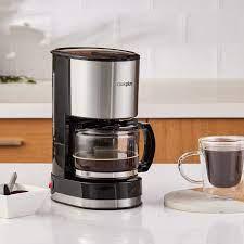 Cookplus Coffee Keyf Filtre Kahve Makinesi Inox 601 Cookplus