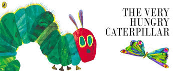 Image result for very hungry caterpillar book