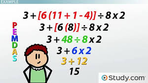 What Is The Order of Operations in Math? - Definition & Examples ...