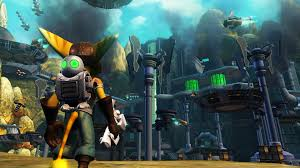 Kuvahaun tulos haulle Ratchet & Clank - Tools Of Destruction PS3