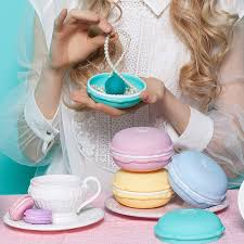 <b>New</b> arrival! <b>3pcs</b>/<b>lot</b> Candy Color Big Size Macarons <b>Design</b> ...