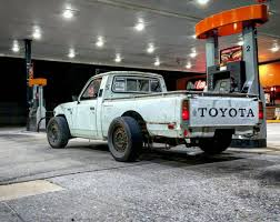 1977 Toyota Pickup Receives Turbocharged LS1 V8 And Crown Victoria ...