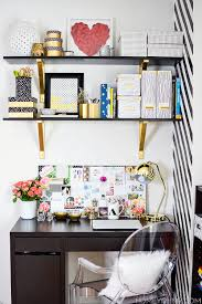 home office diy ideas. Lovely Corner Desk Home Office With Wall Mount Book Shelves Diy Ideas