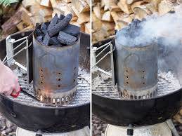 how to light a charcoal grill without using lighter fluid