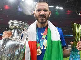 Euro 2020 final: Leonardo Bonucci part of sensational selfie involving  Harry Maguire