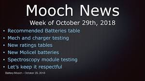 Mooch Battery Chart 20700 How Low Can You Build On These Batteries 20s 30t And