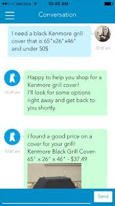 kenmore alfie. sears alfie the personal shopper kenmore a