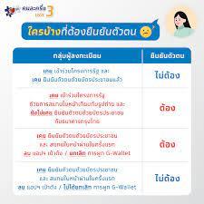 ยืนยันตัวตน คนละครึ่งเฟส 3 เช็ควิธีสแกนใบหน้า ยืนยันผ่าน ตู้ ATM กรุงไทย