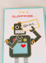 Robot Themed Baby Shower - Baby Shower Ideas - Themes - Games