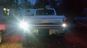 Sylvania Reverse Lights Led Reverse Light Comparison Ford Truck Enthusiasts Forums