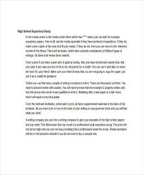 example of a expository essay resume cv cover letter example of a expository essay sample expository essays 6 expository essay examples samples expository essays