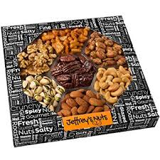 jeffrey s nuts holiday nut gift basket for men thanksgiving baskets variety ortment