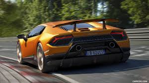 2018 lamborghini wallpaper. brilliant 2018 2018 lamborghini huracn performante  rear wallpaper in lamborghini wallpaper