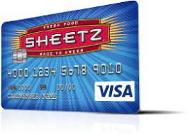 The sheetz personal credit card can only be used at sheetz locations and has rates, fees, benefits and features that are different from the sheetz visa card. Iweky Sheetz Credit Card