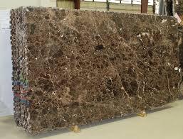 dark emperador marble slab quartz countertops