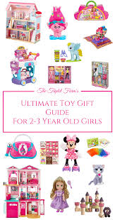 My Sadie helped me choose items for my toy gift guide 3-4 year old girls. Because she is just that \u2013 an almost 4-year-old girl.