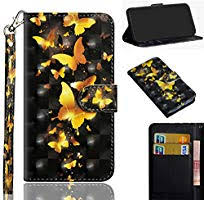 LG Q70 Wallet Case, ZYZX <b>3D Color Painting</b> PU Leather ...