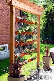 how to build a vertical garden. Interesting Build Diy Vertical Garden With How To Build A Vertical Garden B