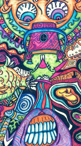 Trippy Tumblr Weed Wallpaper images