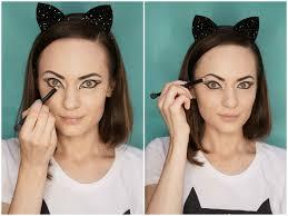 easy cat makeup tutorial 9