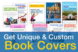 design a pletely professional ebook cover within 24 hours