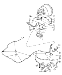 similiar 1997 jeep wrangler parts diagram keywords brake lines and hoses front lhd abs for 1997 jeep wrangler