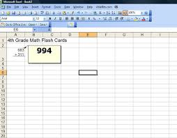 How To Make Flash Cards With Excel  TechwallacomMake Flashcards From Excel