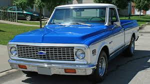 1972 Chevrolet Custom Deluxe 10 Short Bed Pickup | F53 | Des ...