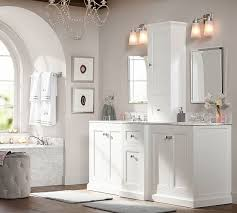 Kensington Recessed Medicine Cabinet Pottery Barn Awesome Inset Bathroom Cabinets Interior