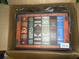 barnes noble leatherbound classic boxed set
