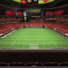 Atl Utd Seating Chart Atlanta Uniteds Virtual Venue Seating For Mercedes Benz