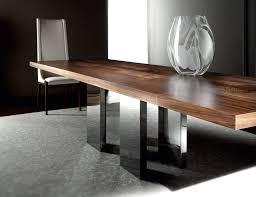 Italian Dining Tables Nella Vetrina Costantini Pietro Soho 9111 Modern Italian Dining Table