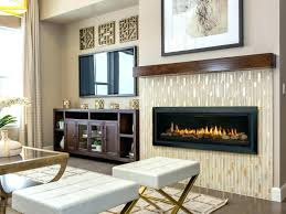 cost to run gas fireplace direct vent fireplace heat s largest direct vent linear contemporary fireplace