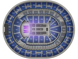 Pepsi Center Seating Chart Concert Luxury Amway Center