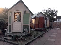 tiny house community for homeless. Modren Homeless Gene Cox One Of The Tiny House  With Tiny House Community For Homeless WUWM