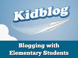 Image result for kidblog logo