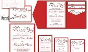 Wedding Invitations With Photo Insert Invitation Insert Template