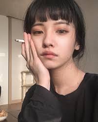 ปกพนโดย เจนจรา สขสถตย ใน Girl So Cute Pinterest