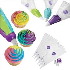 Wilton Colorswirl Tri Color Coupler Decorating Set9 New Products