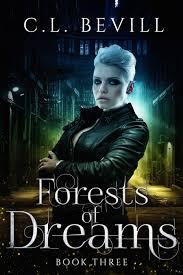 paranormal urban fantasy book cover design by milo deranged doctor design
