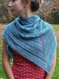 Knit Shawl Pattern Mesmerizing 48 Beautiful Knitted Shawls For Beginners