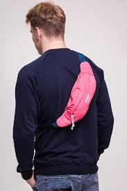 Сумка TRUESPIN Waistbag #1 magenta красный - Бордшоп#1